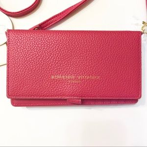 Adrienne V Phone Charging & Holding Wallet purse